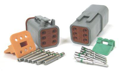 connecteurs deutsch