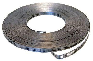 collier de serrage sans fin bande