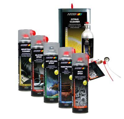 sprays techniques