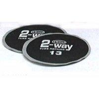 TECH 2-WAY BINNENBAND PLEISTER ROND 125MM (10ST)