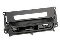 1-DIN PANEL BMW 3 SERIES ASHTRAY REPLACEMENT 2005-2012 COLOR: BLACK (1PC)