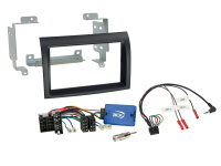 2-DIN KIT (STEERING WHEEL INTERFACE) FIAT DUCATO / CITROËN JUMPER / BOXER 2006- & GT; (1PC