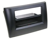 2-DIN PANEL INBAY® FIAT STILO 2001-2008 COLOR: BLACK (1PC)