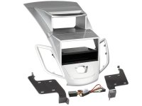 2-DIN PANEL INBAY® FORD FIESTA (DISPLAY) 2008-2013 COLOR: SILVER (1PC)
