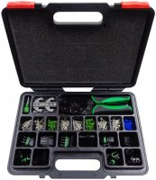 220PCE WEATHER PACK CONNECTOR & TOOL KIT (1PC)