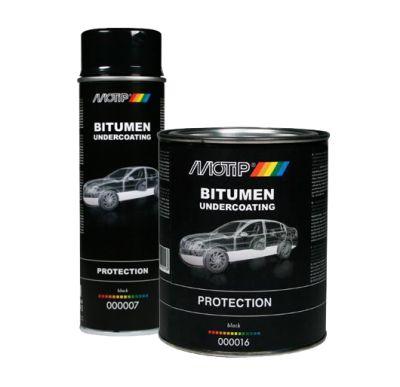 bitumen undercoating