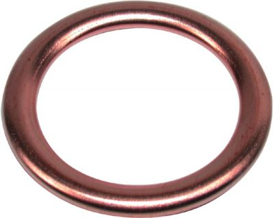 filled copper sealing rings