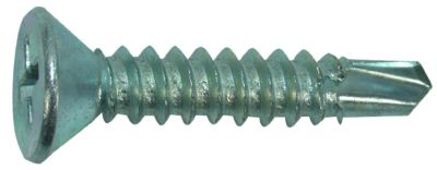 drilling screw countersunk head