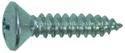 tapping screw countersunk pan head