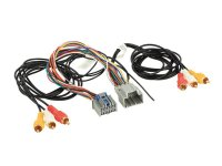 A / V-HARNESS GM REAR SEAT ENTERTAINMENT 2007-> (1PC)