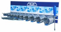 ABA 244C FILLED CLAMP RACK 244-PIECE (1PC)