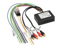 ACTIVE SYSTEM ADAPTER UNIVERSAL 4 CHANNEL 10A REMOTE CONTROLLED (1PC)