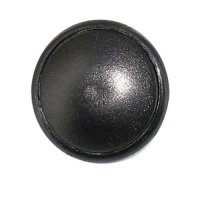 ANTENNA STOP BLACK 22MM (1PC)