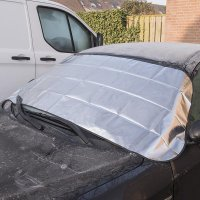 ANTI FROST WINDSCREEN COVER/SUNSHADE 70X180CM (M) (1PC)