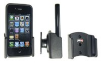 APPLE IPHONE 4 / 4S PASSIVE HOLDER WITH SWIVELMOUNT. ORIGINAL BUMPER COVER (1PC)