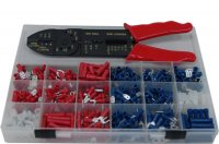 ASSORTIMENT PRO CONNECTORS + TOOL 500-DELIG (1ST)