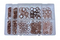 ASSORTMENT DIESEL INJECTOR WASHERS 360-PIECE (1PC)