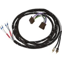 AUDI SYSTEM 2-CHANNEL HIGH-LOW ADAPTER CABLE (1PC)