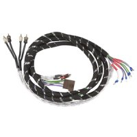 AUDIO SYS. 4-CHANNEL HIGH-LOW ADAPTER SPEAKER CABLE 5 METER (1PC)