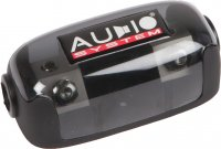 AUDIO SYS. ANL HIGH END FUSE HOLDER. IINPUT / OUTPUT: 25 TO 50 QMM (1PC)