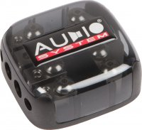 AUDIO SYS. HIGH-END 4-WAY MINI ANL DISTRIBUTION BLOCK (1PC)
