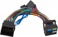 AUDIO SYS. MOST HIGH-LOW ADAPTER SPEAKER CABLE + (1PC)