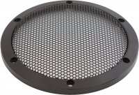 AUDIO SYS. SPEAKER GRIL - CNC MILLED BLACK ANODIZED ALUMINUM SPEAKER GRILL (1PC)