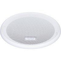 AUDIO SYS. SPEAKER GRIL WHITE 2 PIECES FOR 165 MM CHASSIS (PAIR) (1PC)