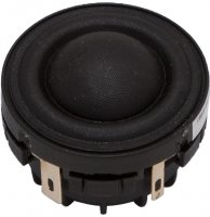 AUDIO SYS. UNDER MOUNTING 22MM SOFT DOME-UNDER MOUNTING-NEODYM TWEETER (1PC)