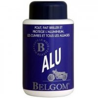 BELGOM ALUMINIUM POLISH 250ML (1PC)