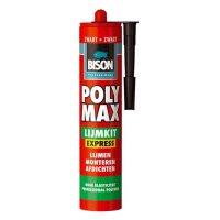 BISON POLYMAX EXPRESS ZWART 425 GRAM (1ST)