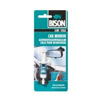 BISON SPIEGELLIJM (CAR MIRROR) SPUIT+GAAS 2ML (1ST)
