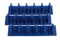 BLUE MULTIPADS 6X36 PACK OF 3 (1ST)