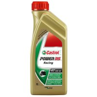 CASTROL POWER RS RACING 4T 5W-40 1NL 1LTR (1PC)