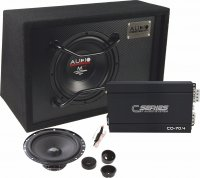 CO SERIES COMPLETE SET CONSISTS OF: - M10 EVO BR - CO-70.4 - MX165 EVO (1PC)