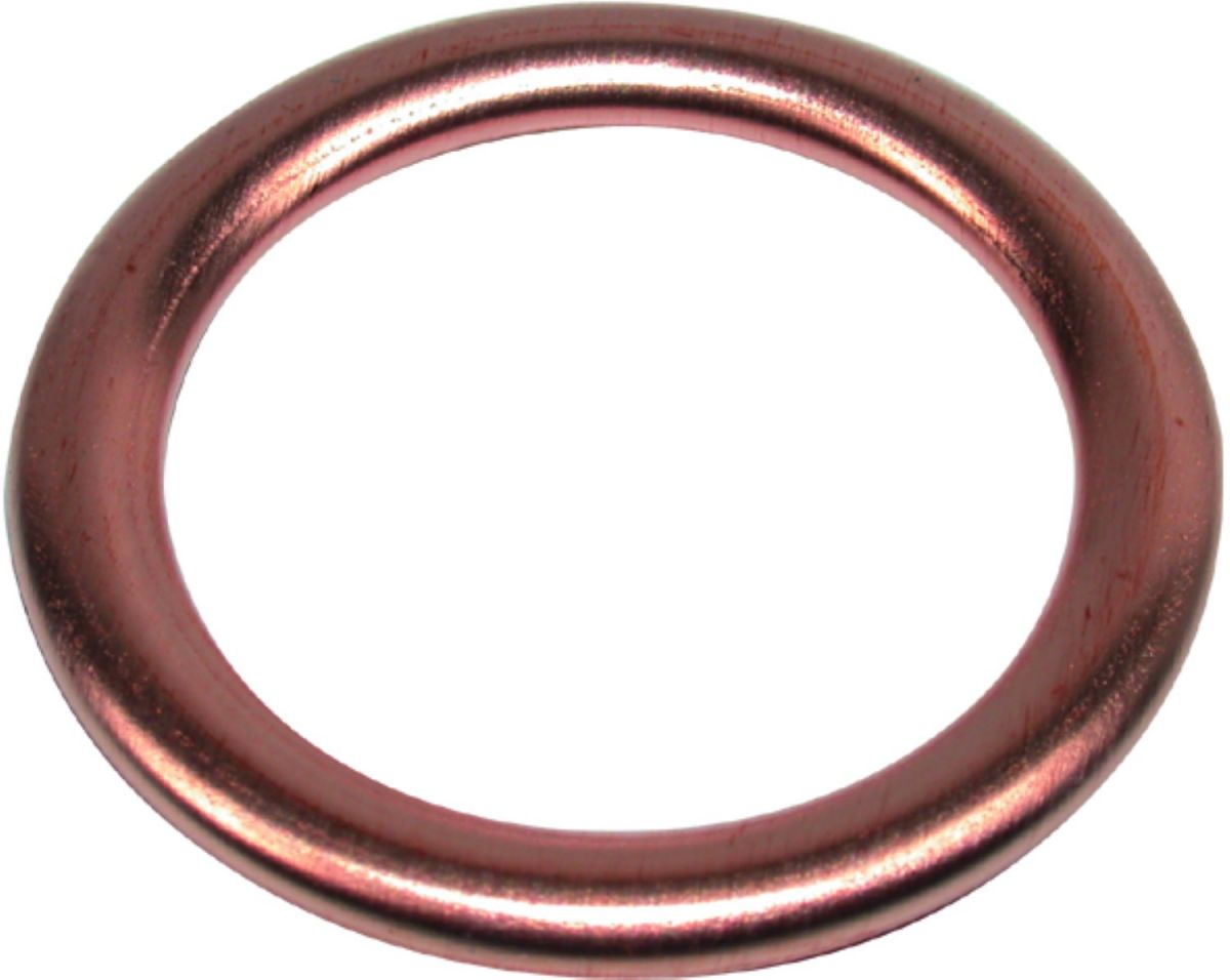 copper washer filled 8x12x15 1pc