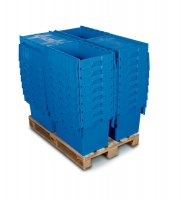 EMPTY EUROBOX CLOSABLE 600X400X340MM (1PC)