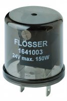FLASHING LIGHT RELAY 12V MAX 30W 3-POLES (1PC)