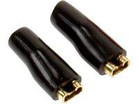 FLAT CUTTER 2.8 MM BLACK 50 PIECES (1PC)