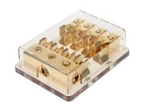 FUSE DISTRIBUTION BLOCK AGU 3 X 20 MM² IN / 4 X 10 MM² OUT (1PC)