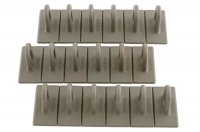 GREY MULTIPADS 6X50 PACK OF 3 (1ST)