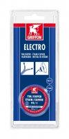 GRIFFON ÉLECTRO ÉTAIN/CUIVRE 99/1 HK 3MM FPB 100G (1PC)