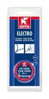 GRIFFON ÉLECTRO ÉTAIN/CUIVRE 99/1 HK 3MM FPB 50G (1PC)