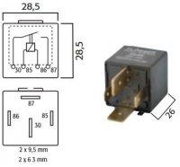 HIGH POWER MAKE RELAY 12V 50A (1PC)