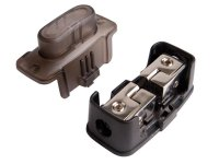 INLINE MAXI FUSE HOLDER (NICKEL-PLATED) 1 X 10/20 MM² (1PC)