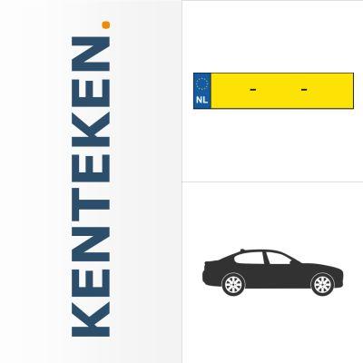 zoek op auto
