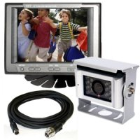 LCD MONITOR 5 WITH MOUNTED CAMERA (1PC)