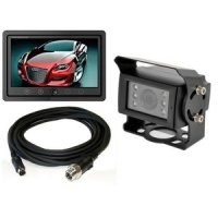 LCD MONITOR 7 WITH MOUNTED CAMERA (1PC)