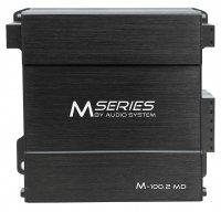M-SERIES 2-CHANNEL MICRO-DIGITAL AMPLIFIER (1PC)