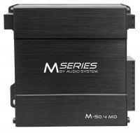 M-SERIES 4-CHANNEL MICRO-DIGITAL AMPLIFIER (1PC)